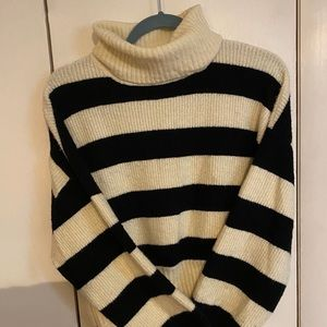 Lovers & Friends Striped Sweater